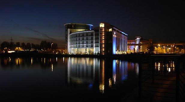 Hotel Ibis London Docklands