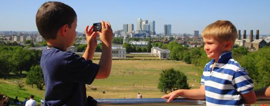 Лондон для детей