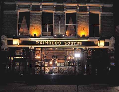 Princess Louise Pub