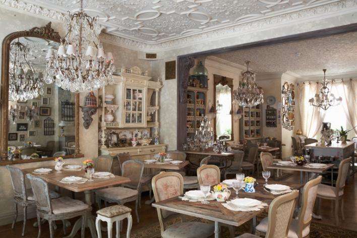 Mari Vanna Restaurant