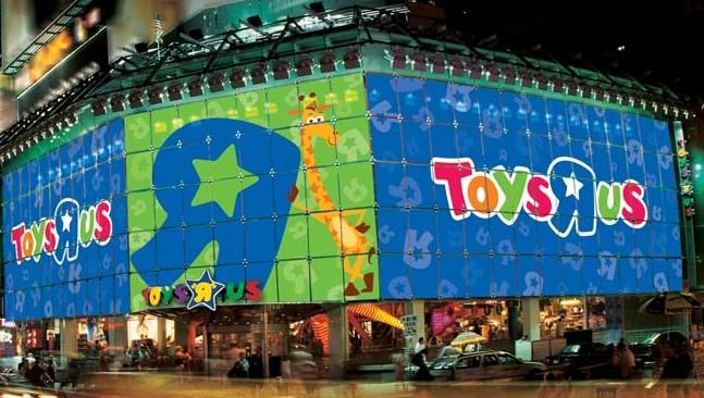 Toys` R` Us