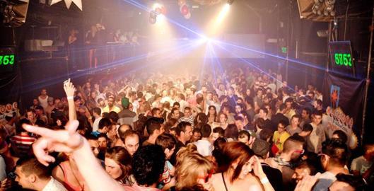 Heaven club london