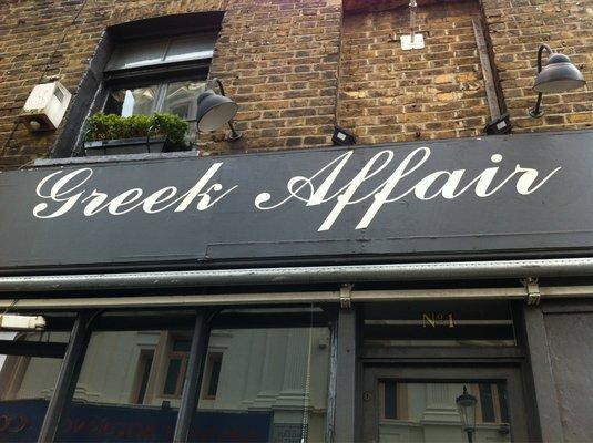 Greek affair